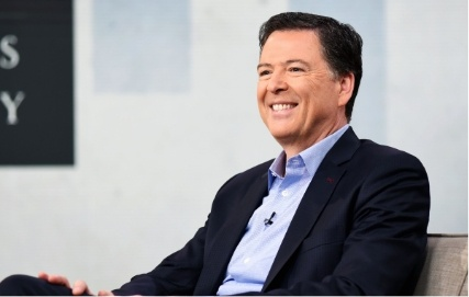 James Comey in Conversation