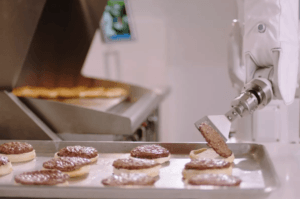 Flippy the Burger Flipping Robot
