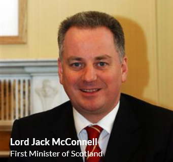 Lord Jack McConnell